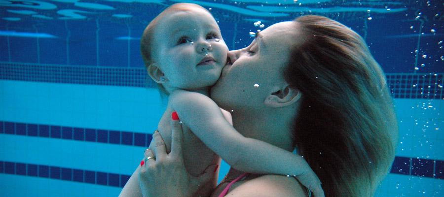Plavání   Baby Club Plaváček